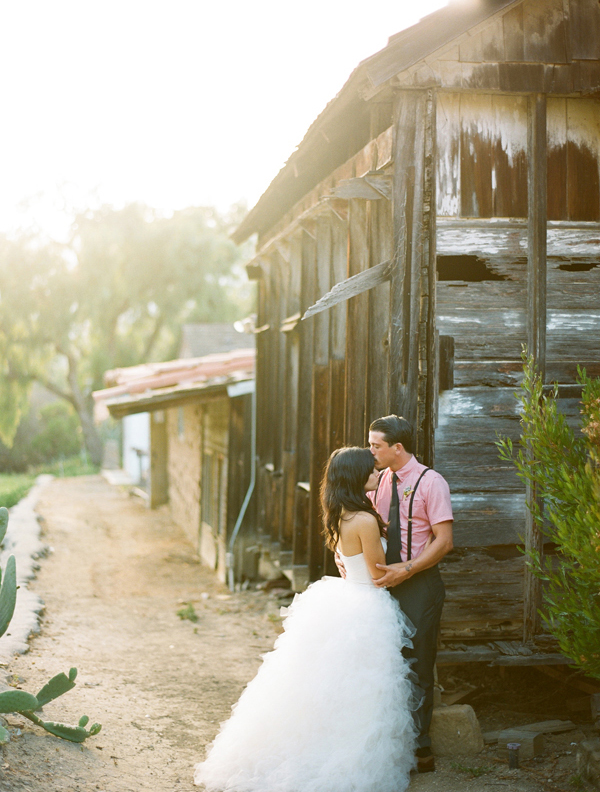 Country Inspired Wedding Photos