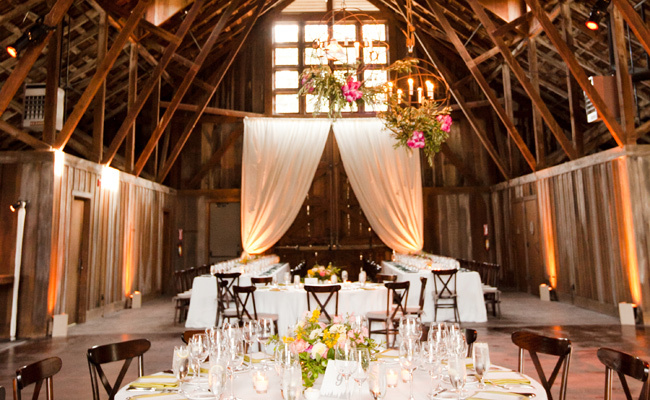 Rustic Country Wedding Venue