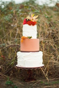 Rustic Wedding Cake 1