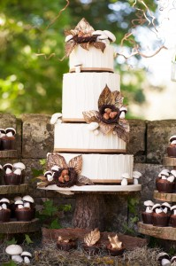 Rustic Wedding Cake 4