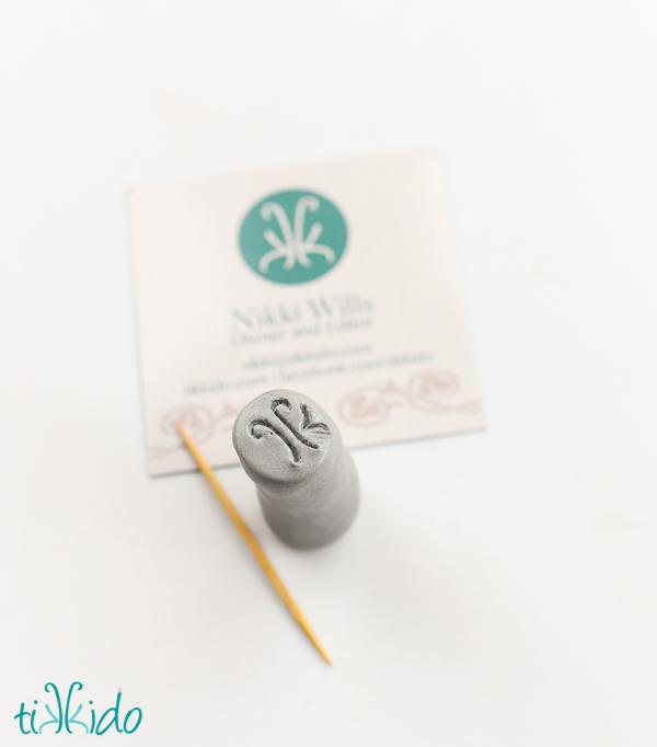 DIY Wax Seal Stamp Idea