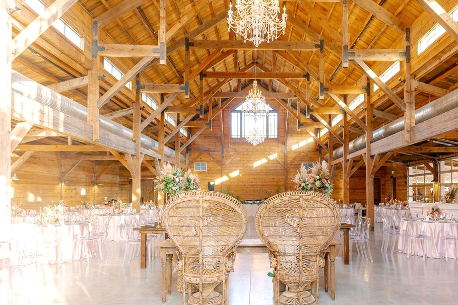 Austin barn wedding venue