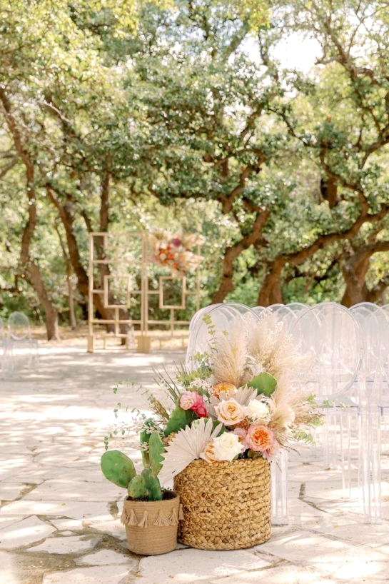 Austin wedding venue ceremony