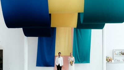 Fashionable Marriage ceremony Drape Concepts for the Inventive Couple