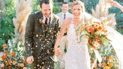 5 Eco-Pleasant Wedding ceremony Exit Toss Concepts & The place to Purchase Them
