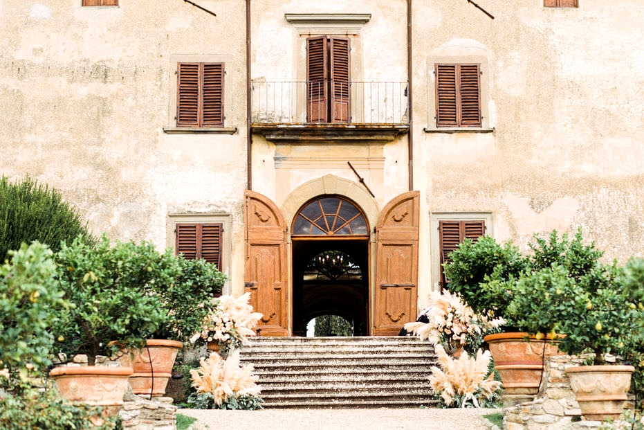 Wedding Venue in Florence