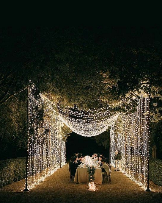 Fairy Stringlights Wedding 02