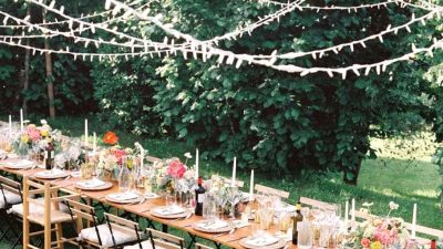 String Gentle Marriage ceremony Decor That Makes Our Hearts Glow Up