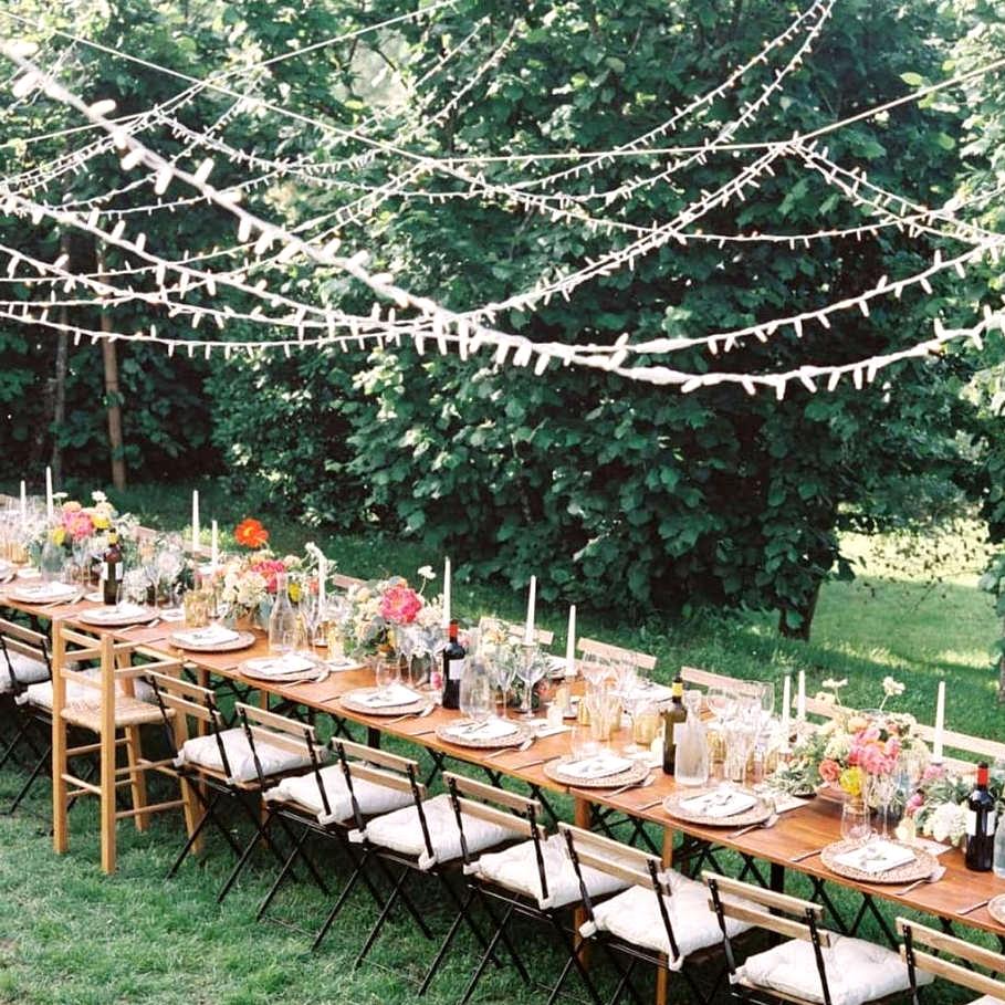 Fairy Stringlights Wedding 04