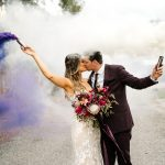 Burgundy Fall Wedding in Orlando Florida ⋆ Ruffled