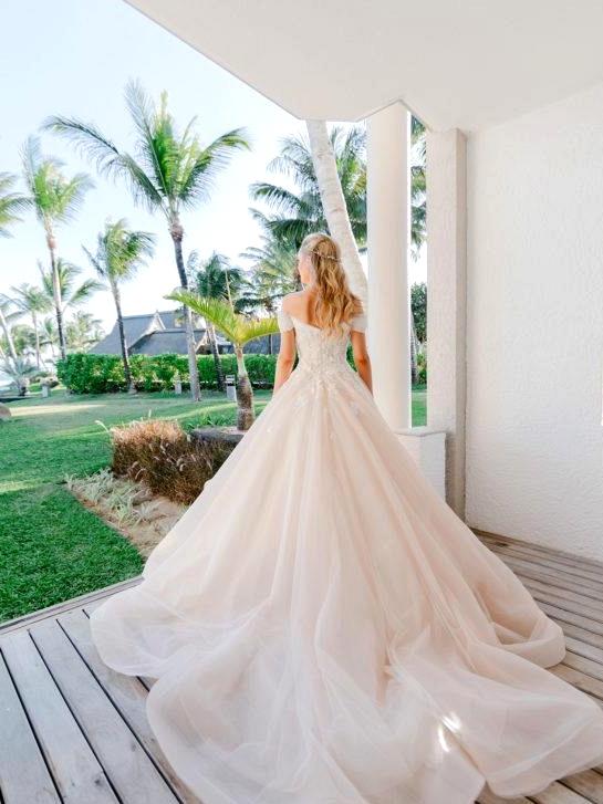 Chic Beach Wedding South Africa 006