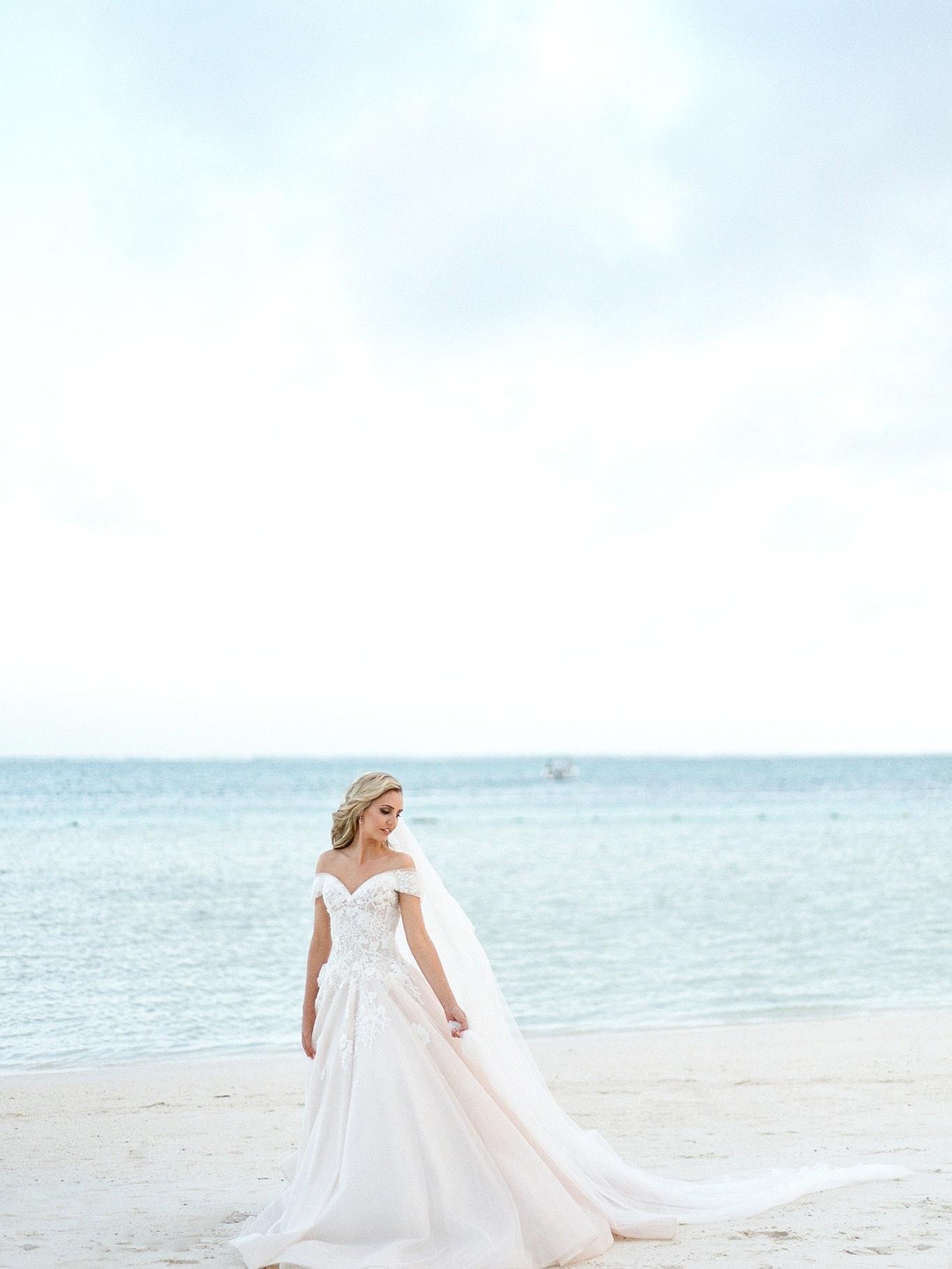 Chic Beach Wedding South Africa 023