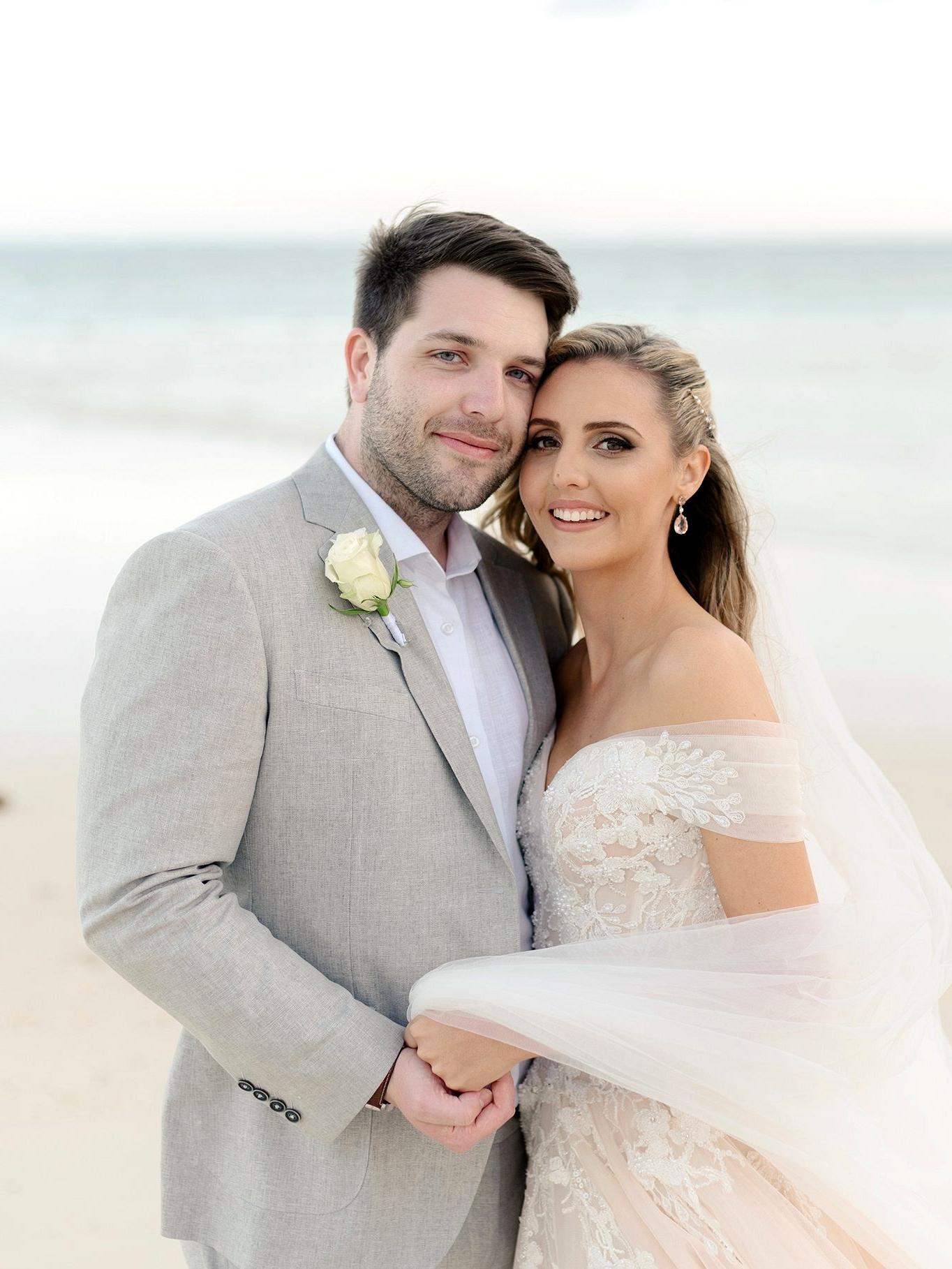 Chic Beach Wedding South Africa 028