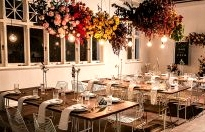 Modern Luxe Wedding Inspiration in Autumn Colours