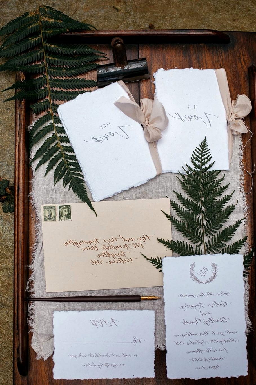 Intimate Woodland Elopement Inspiration | Photography: Madison Mortimer