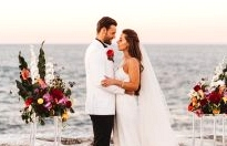Luxe Coastal Wedding Inspiration