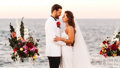 Luxe Coastal Marriage ceremony Inspiration
