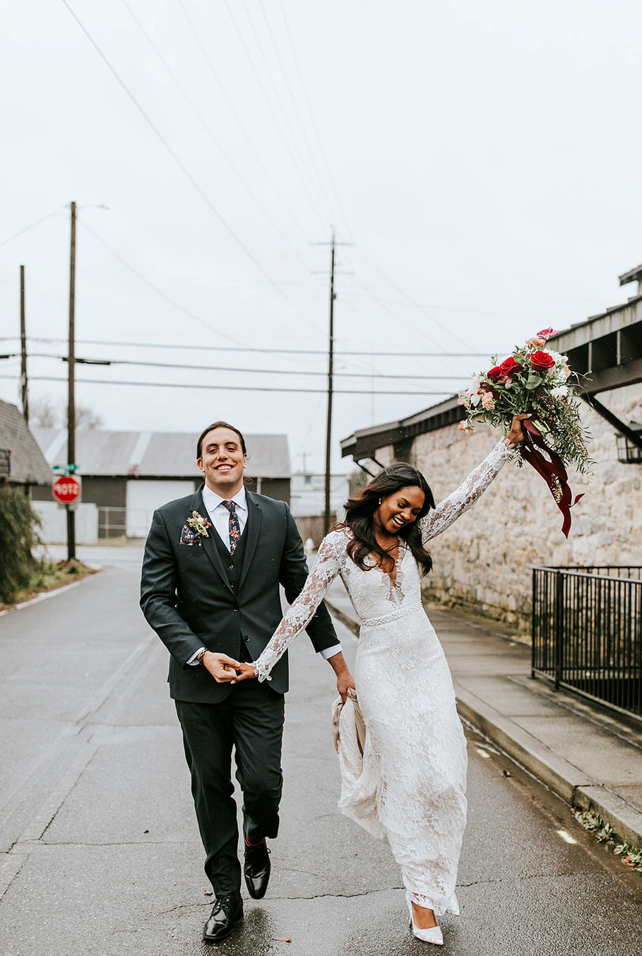 Boho Atlanta Wedding