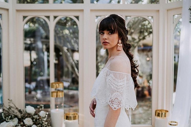 French Bohemian Wedding Inspiration |Bobbi by Design