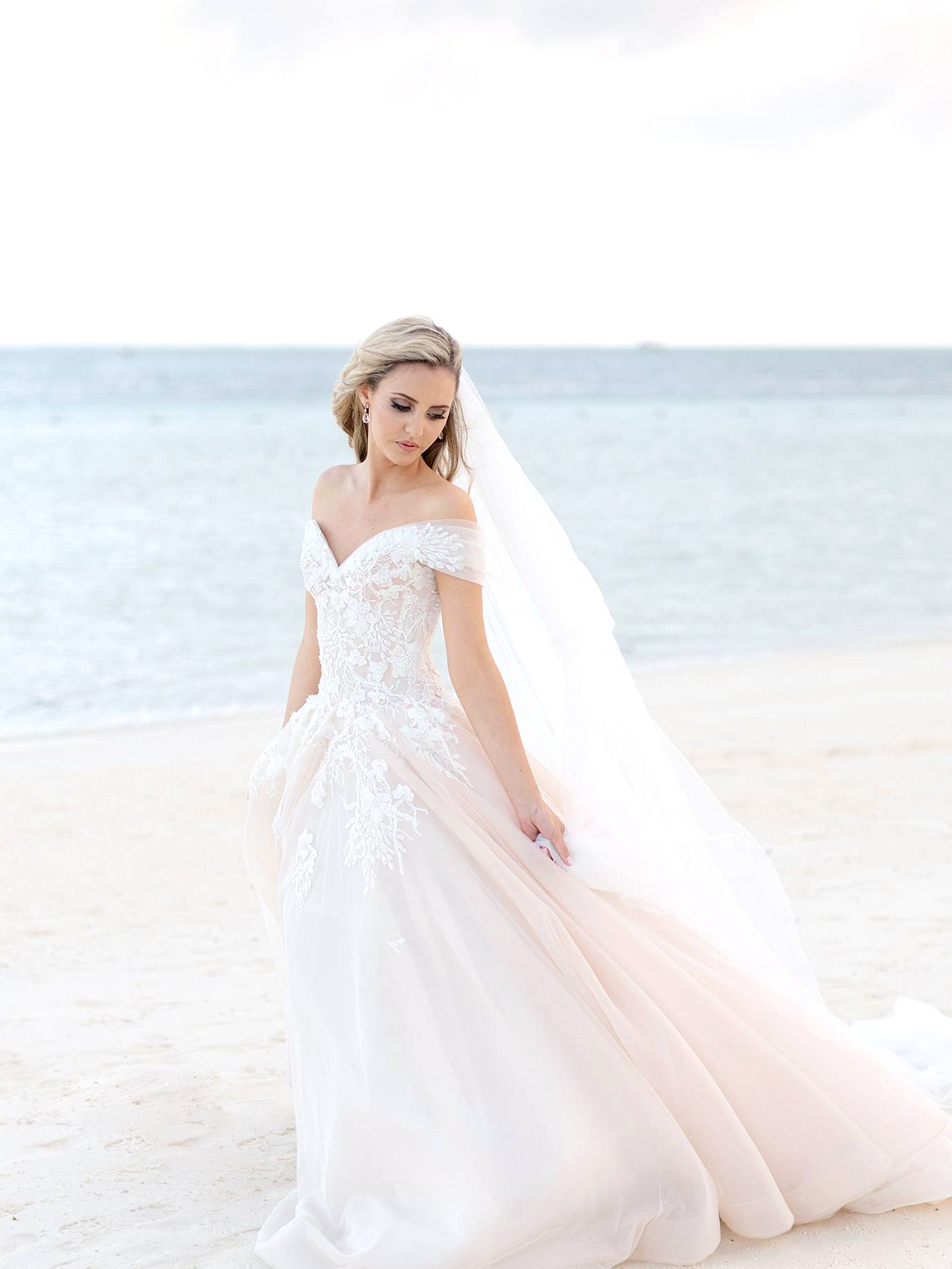 Chic Beach Wedding South Africa 002