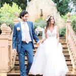 Pastel Vintage Garden Wedding Inspiration