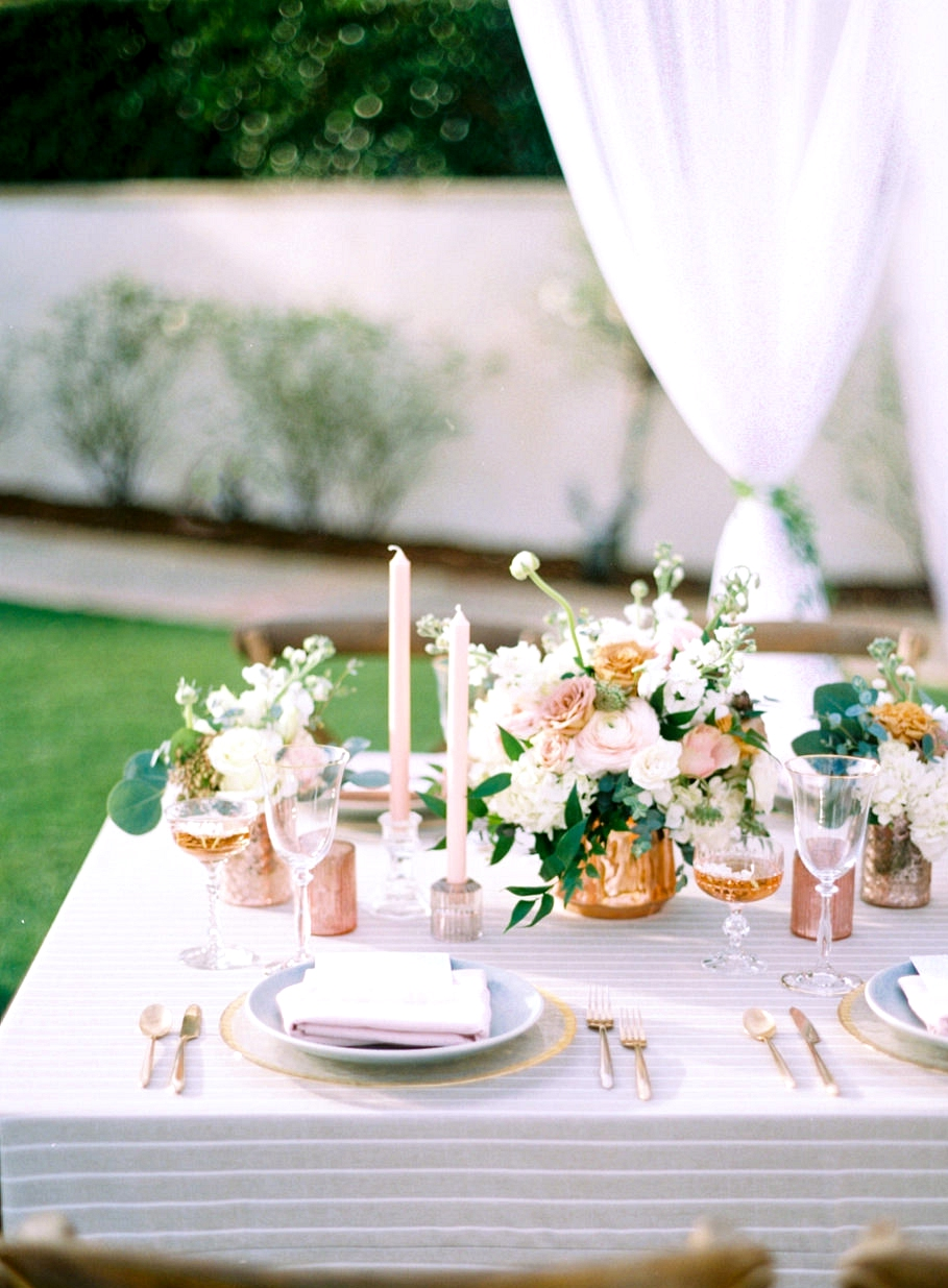 al fresco weddings
