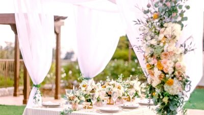 This Editorial Proves Why Al Fresco Weddings Are What We All Want