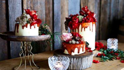 Rustic Berry Wedding ceremony Inspiration