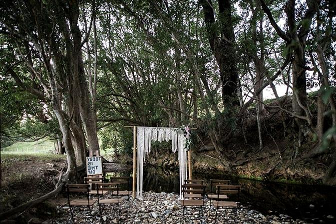 Rustic Boho Wedding Inspiration in Blush and Olive |Katrina Cram Photography