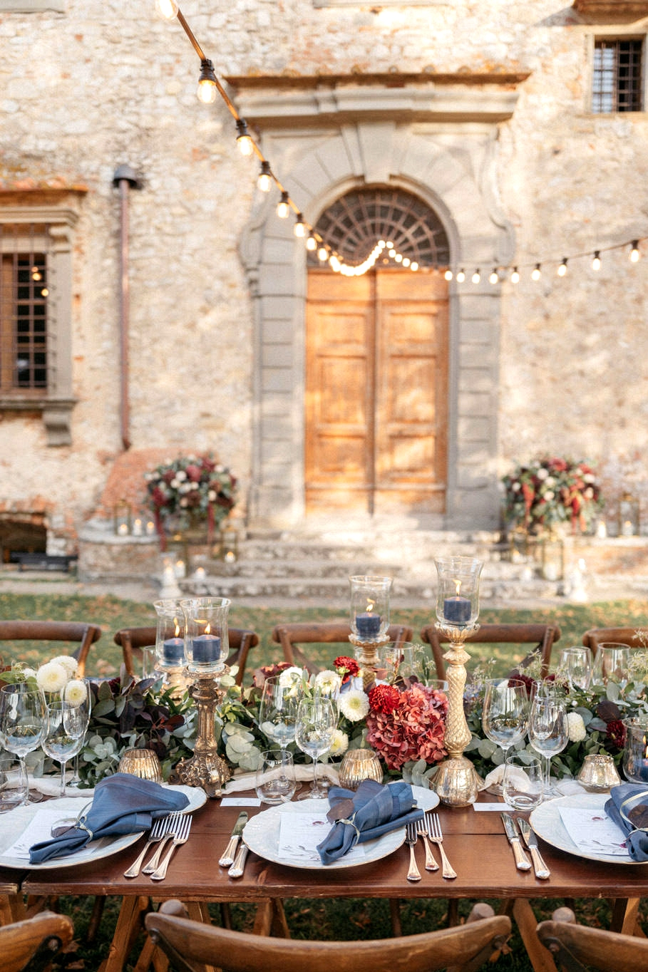 Wedding with 40 Guests in Italy