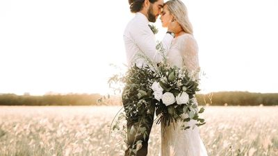 Trendy Greenery Wedding ceremony Inspiration