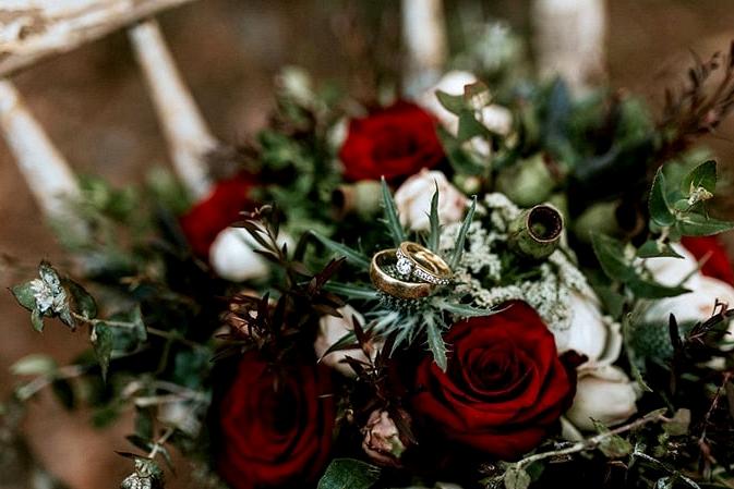 Moody Woodland Wedding Inspiration | Woodlands Creative Photography and Film