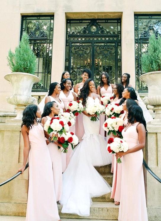Luxe Ballroom Wedding Dc
