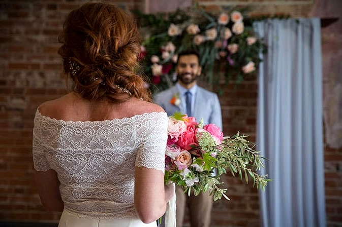 Industrial Romance Wedding Inspiration | Anna Pretorius Photography & The Stache Photography