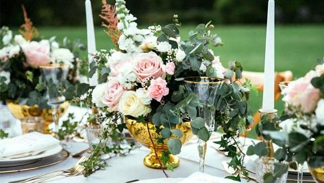 Trendy Fairy Story Wedding ceremony Inspiration