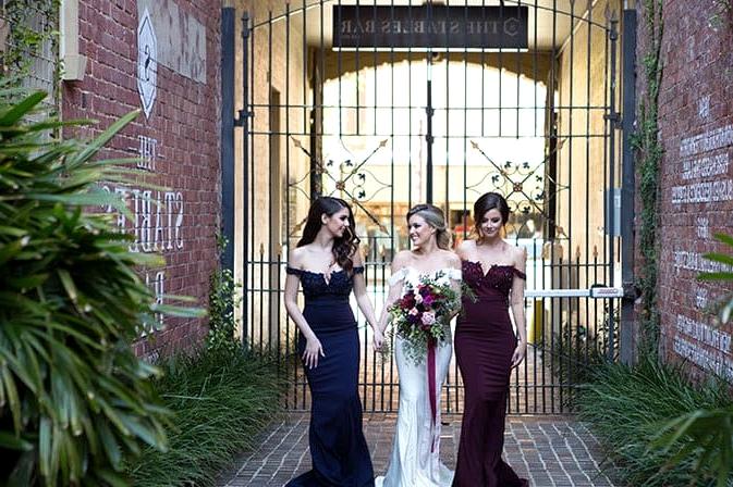 Jewel-Toned Secret Garden Wedding Inspiration | Lola Images