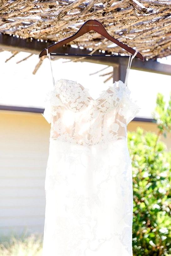 Pastel Pampas Wedding California