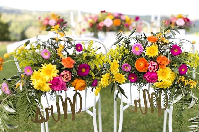 Bright Wedding Ideas | Lyndal Carmichael Photography