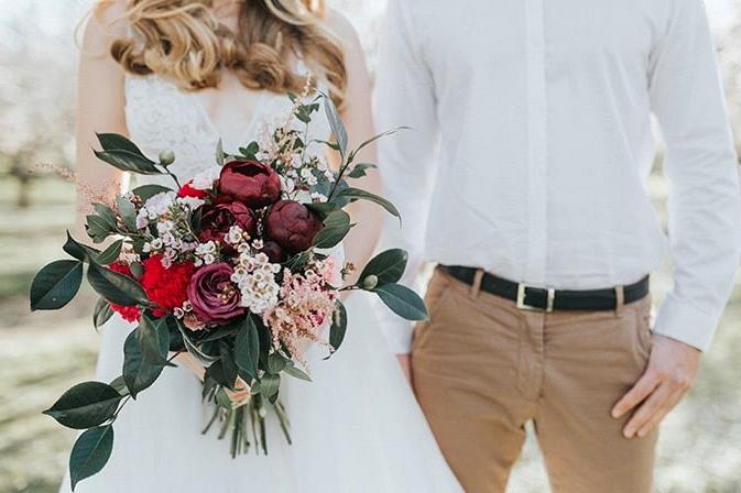 Vintage Boho Wedding Inspiration | Chloe Tanner Photography