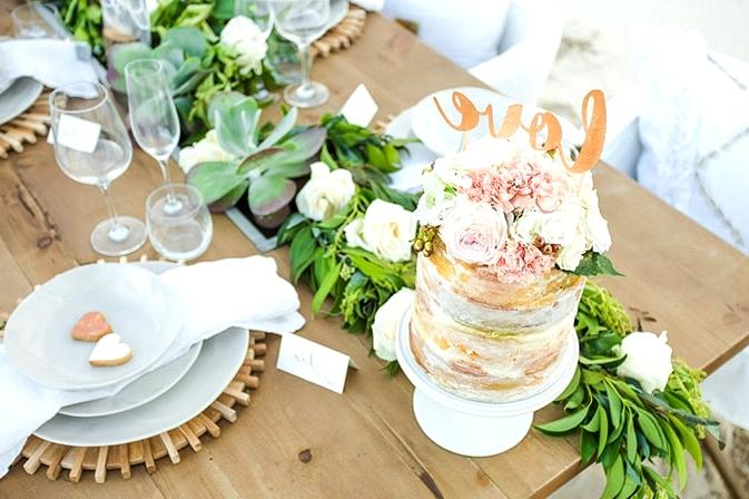 Dreamy Beach Wedding Inspiration