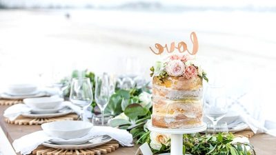 Dreamy Seaside Marriage ceremony Inspiration
