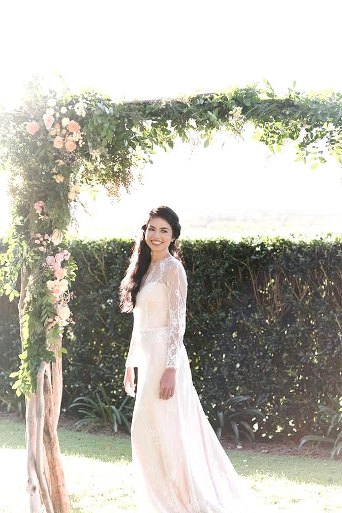 Romantic Rustic Wedding Inspiration
