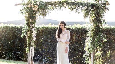 Romantic Rustic Marriage ceremony Inspiration