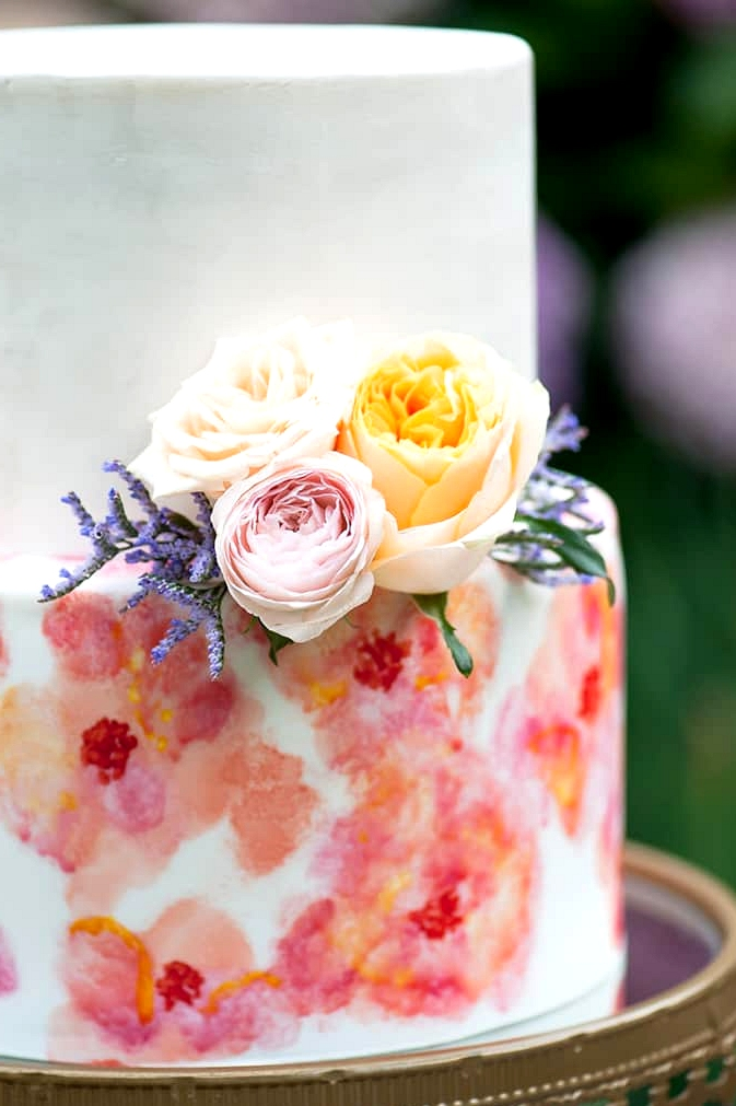 Watercolour-Garden-Wedding-Inspiration-Cake-Detail
