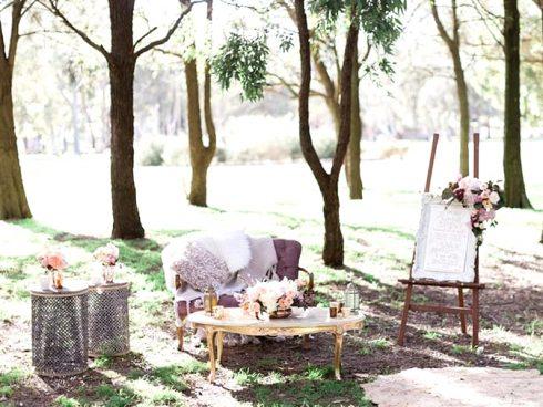 Lace bridal robe