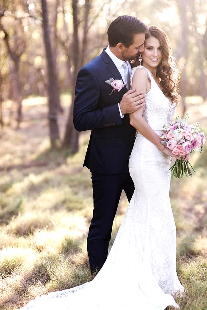 Three Elegant Wedding Day Looks for the Modern Bride | Kaitlin Maree Photography