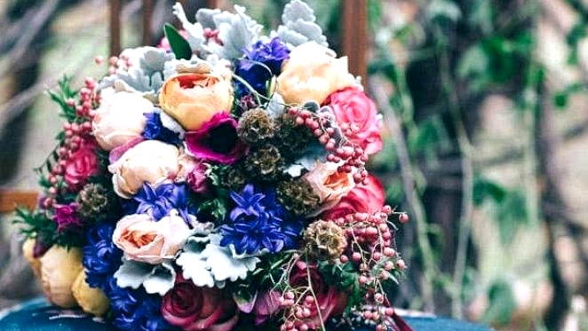 Contemporary Concepts for Your Marriage ceremony Flowers