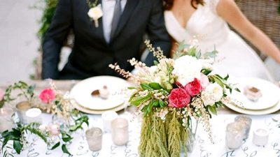 Timeless Romance Marriage ceremony Inspiration