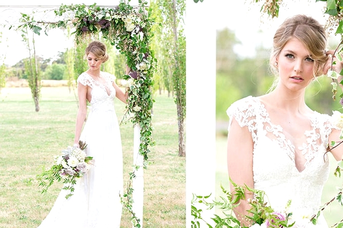 French Provincial Wedding Inspiration Anna Campbell 16