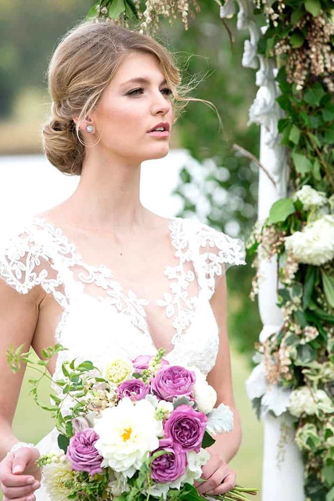 French Provincial Wedding Inspiration Anna Campbell 18